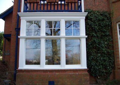 sash window bay