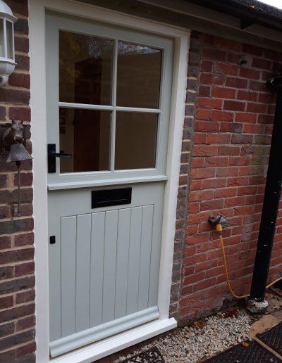 cottage stable door